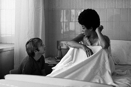 THE LANDLORD, Beau Bridges, Diana Sands, 1970