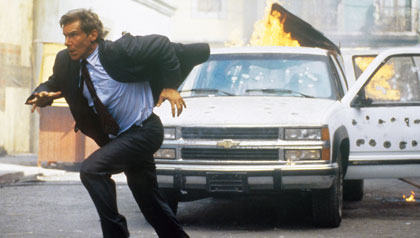 Harrison Ford, Clear and Present Danger