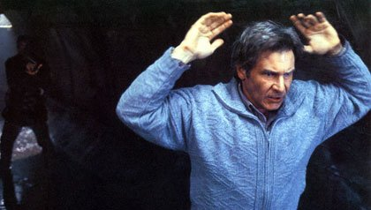 Harrison Ford in Fugitive