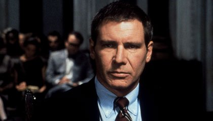 Harrison Ford en Presumed Innocent