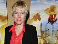 Cindy Meehl at the NY premiere of Buck