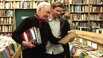 Christopher Plummer and Ewan McGregor star in BEGINNERS