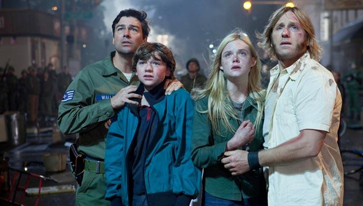Cast of the film Super 8