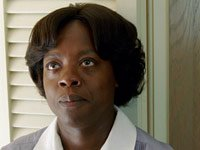 Viola Davis stars as Aibileen Clark in 'The Help'