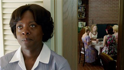 Viola Davis stars as Aibileen Clark in 'The Help'