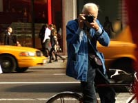 Mejor documental: Bill Cunningham New York