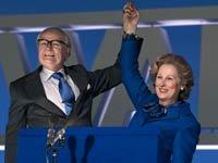Mejor historia de amor entre mayores: Meryl Streep y Jim Broadbent, The Iron Lady
