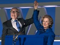 Mejor historia de amor entre mayores: Meryl Streep y Jim Broadbent, The Iron Lady