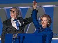 Best Grownup Love Story: Meryl Streep and Jim Broadbent, The Iron Lady