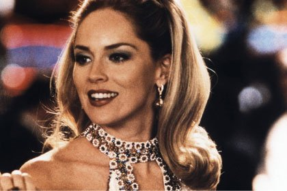 Sharon Stone stars in