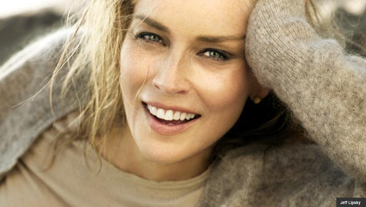 The 53-year-old actress, Sharon Stone