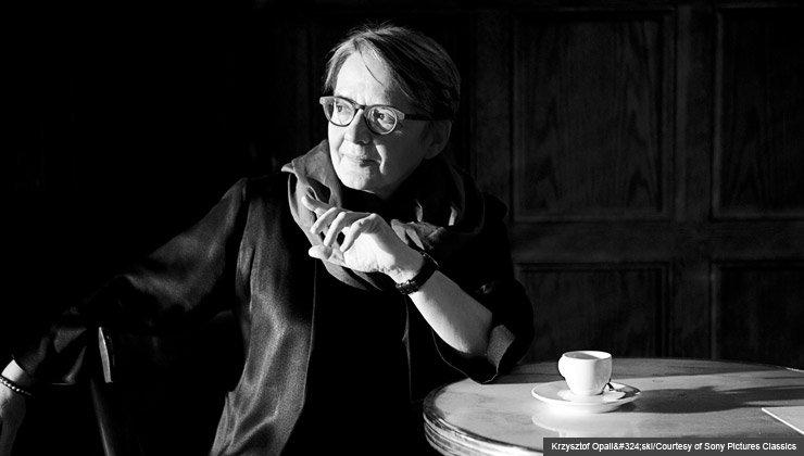 "Agnieszka Holland, director of ""in Darkness"""
