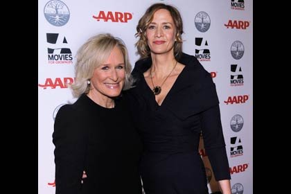 AARP The Magazine's 11th Annual Movies For Grownups Awards - Glenn Close and Janet McTeer