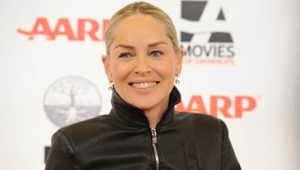 AARP The Magazine's 11th Annual Movies For Grownups Awards - Sharon Stone