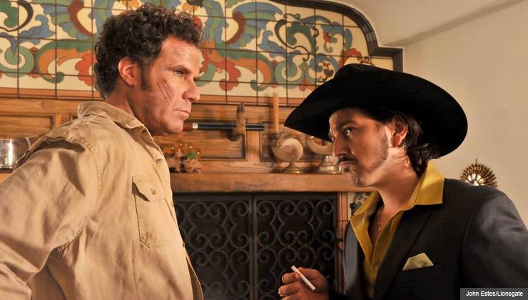 Will Ferrell does bilingual comedy in Casa de mi Padre