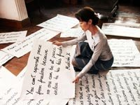 Michelle Yeoh stars as Aung San Suu Kyi in