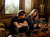 Lillian (Michelle Pfeiffer) is recently widowed and reconnecting with her son Sam (Chris Pine) in the