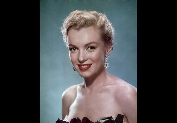 Marilyn Monroe portrait for movie All About Eve