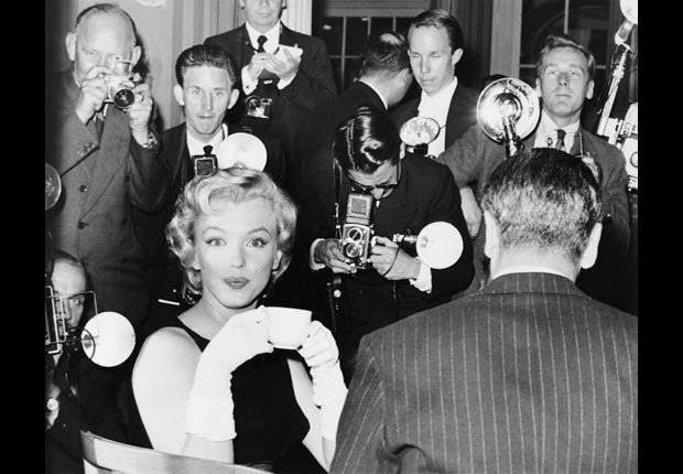 Marilyn Monroe The Prince and the Showgirl with Laurence Olivier