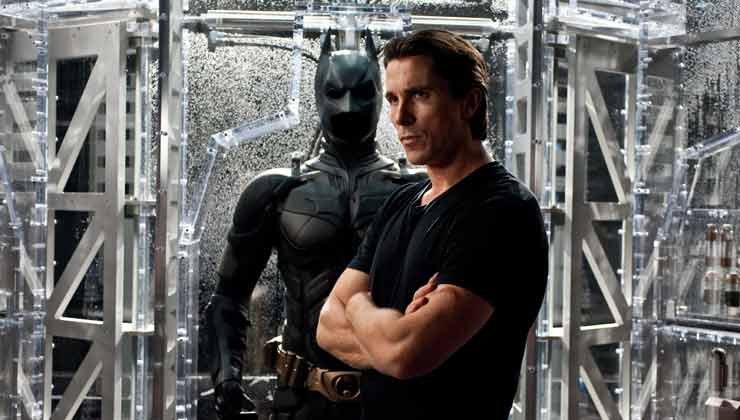 CHRISTIAN BALE as Bruce Wayne in THE DARK KNIGHT RISES