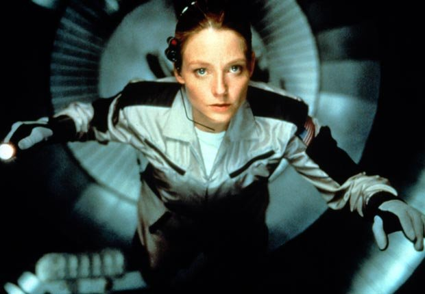 CONTACT, Jodie Foster, 1997