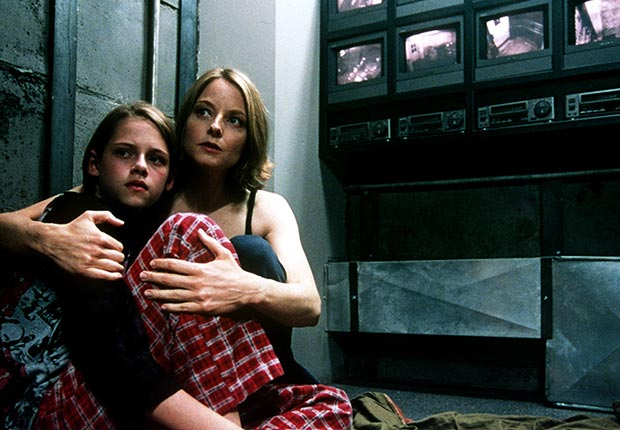 PANIC ROOM,  2002, Jodie Foster