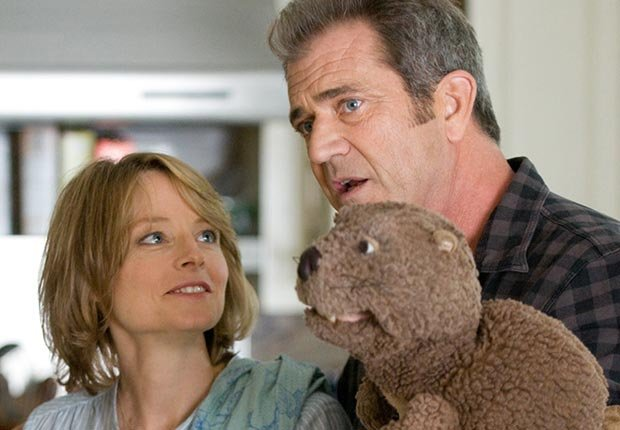 THE BEAVER with Jodie Foster and Mel Gibson - Jodie Foster through the years