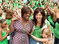Viola Davis and Maggie Gyllenhaal in Won't Back Down, AARP movie review
