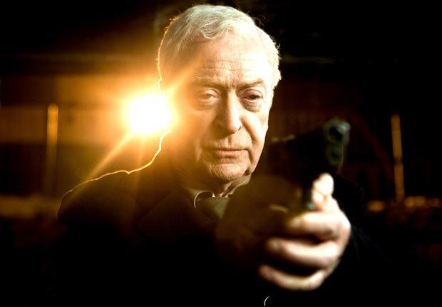 'Harry Brown' (2009). Película protagonizada por Michael Caine. Películas de acción para los adultos.