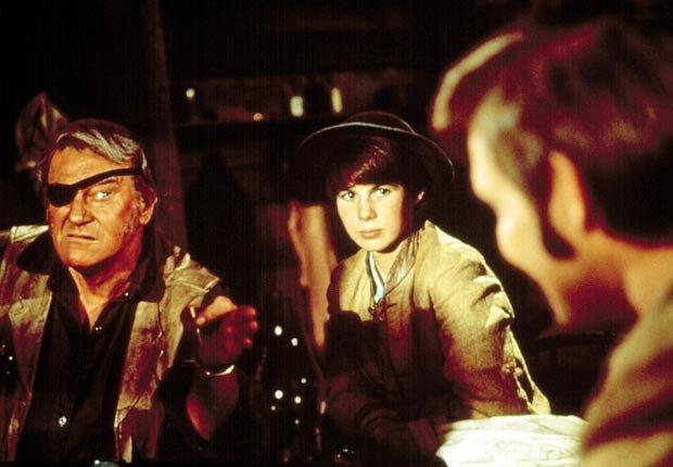 True Grit (1969). Película protagonizada por Jeff Bridges. Películas de acción para los adultos.