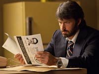 Reseña de la película Argos, protagoniza Ben Affleck
