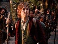 Martin Freeman como Bilbo Baggins en la película The Hobbit