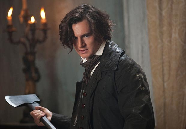 Benjamin Walker in Abraham Lincoln:  Vampire Hunter, 2012, actors playing Lincoln
