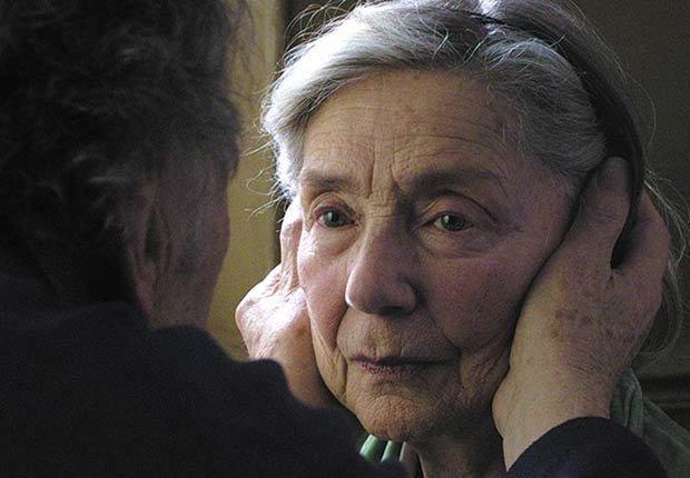 Jean-Louis Trintignant y Emmanuelle Riva en la película Amour -  Las 10 mejores películas del 2012