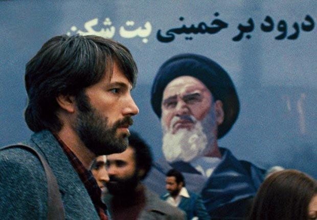 Ben Affleck en la película Argo -  Las 10 mejores películas del 2012