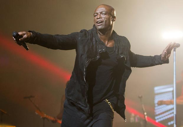 Singer Seal, February Milestone Birthday