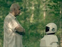 Robot and Frank - Mejor película de amistad - Premios 2013 de AARP Movies for grownups.