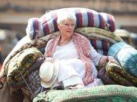 Judi Dench, Best Actress of Best Exotic Marigold Hotel