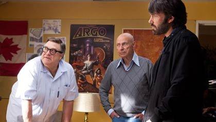 Argo - Mejor cápsula del tiempo - Premios 2013 de AARP Movies for Grownups.