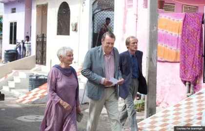 Best Exotic Marigold Hotel, Best Movie for Grownups