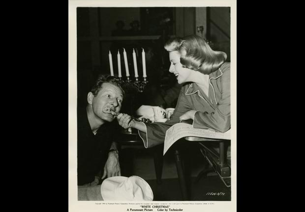 Danny Kaye and Rosemary Clooney