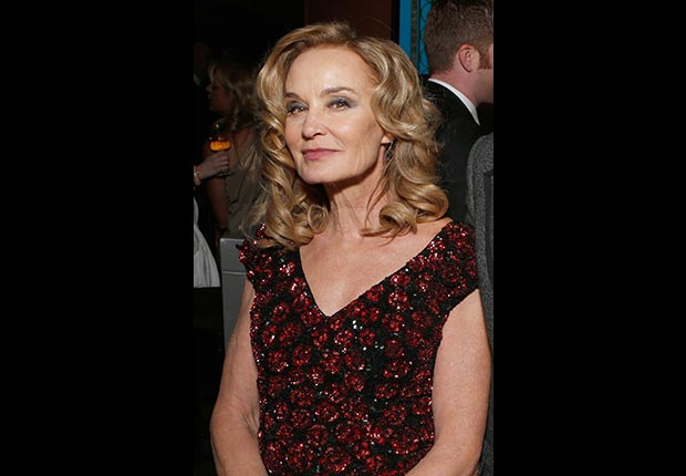 Actress Jessica Lange at 70th Annual Golden Globe Awards