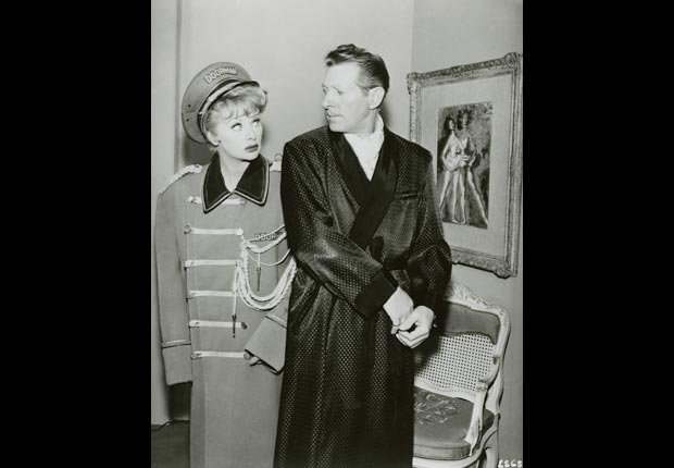 Danny Kaye and Lucille Ball