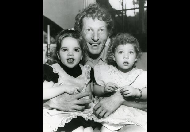 Danny Kaye with Dena Kaye