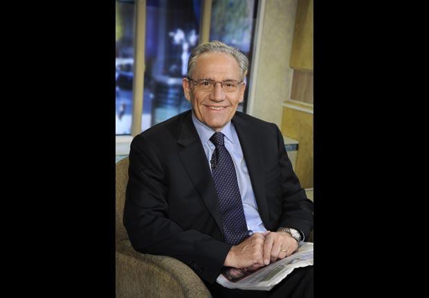 Bob Woodward - Periodista - Cumple años en marzo.