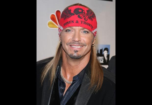 Musician and reality start Bret Michaels, March Birthday
