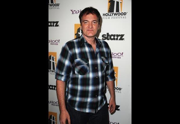Quentin Tarantino - director de cine - Cumple años en marzo.