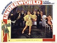 Afiche de la película Underworld - Pelíiculas que se deben ver en el Mes de la Herencia Afroamericana.