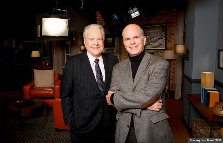 Bill Newcott and Robert Osborne co-host Turner Classic Movies