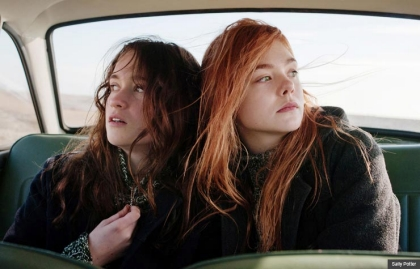 Ginger and Rosa movie @A24 A24 trailer review preview car independent film